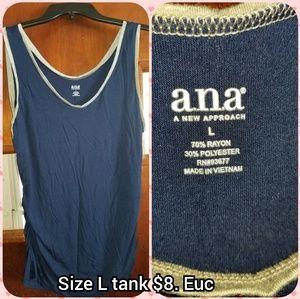 A.n.a size L tank